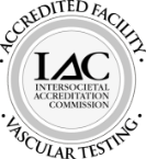 LAC Logo accredited